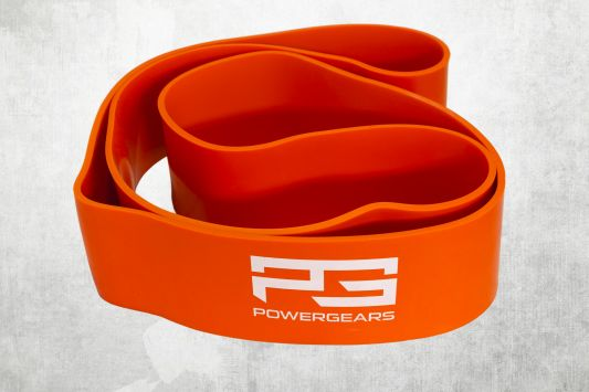 Elastic band oranžový