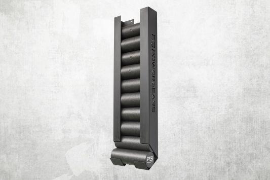 Nástenný stojan na foam roller