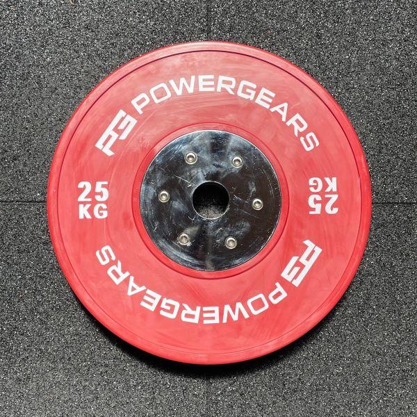 Competition Bumper Kotúč 25kg použitý