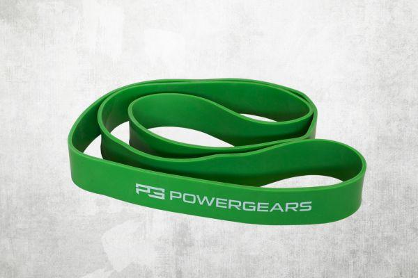 Elastic band zelený
