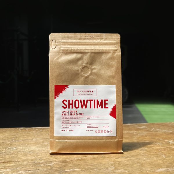 PG Coffee Showtime